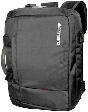 DUSSLE DORF Waterproof Laptop Backpack