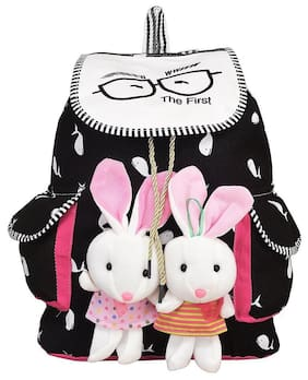 cad8419b4a5d Emartos Attractive Girl s Teddy Backpack (Multicolor) (color may vary)  (Best Quality