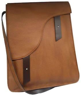 Medium Sling Bag ( Tan )