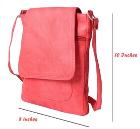 Eworld Red Sling Bag 02