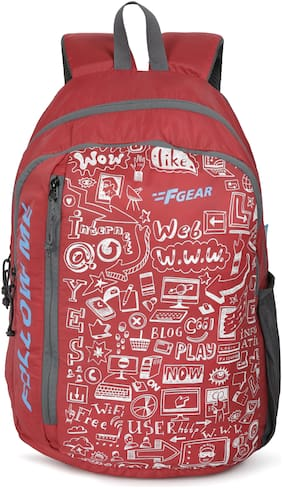 F Gear Doodle Waterproof Backpack