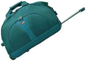 F Gear Cooter Polyester Ocean Blue Small 36 L Travel Duffle bag-20 inch