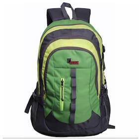 F Gear Defender V2 45 Liters (Green Yellow) Rucksack