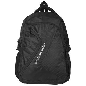Favria Bags n Packs Series 25 L Laptop Backpack  (Black)