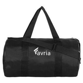 Favria Men Gym bag - Black
