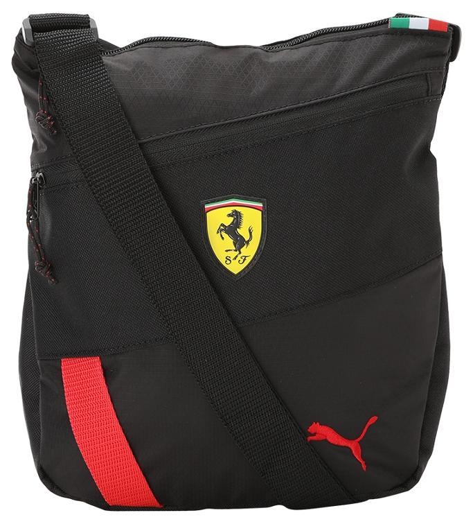 543a87cd9765 https   assetscdn1.paytm.com images catalog product . Puma Women Solid Nylon  - Sling Bag Black