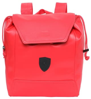 Buy Ferrari LS Zainetto Backpack Online at Low Prices in India ... 8cffbf8fb6d52
