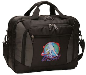 Field Hockey Laptop Bag Computer Bags Messenger LOADED With POCKETS!
