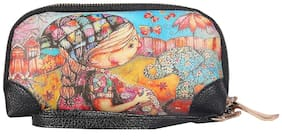 Fiona Trends Multicolor Baby Girl Design Travel bags For Women