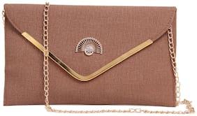 Regular Sling Bag ( Brown )