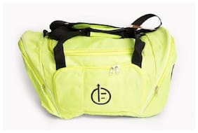 Fitup Life Duffle Gym Bag with High Density Fabric {Imported}