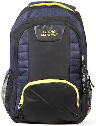 Flying Machine Laptop Backpack