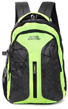 Flying Machine Unisex Backpacks