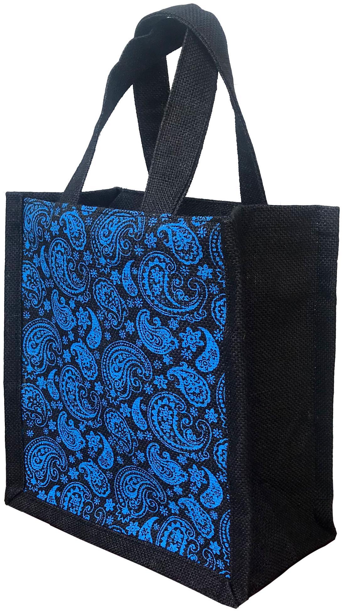 Foonty Jute Solid Tote Bag For Women