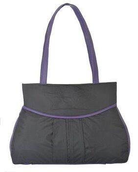 Fostelo Women's Venice Shoulder Bag (Black) (FSB-612)