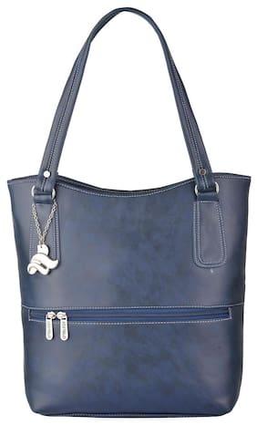 Fostelo Women's Sarah Shoulder Bag Blue