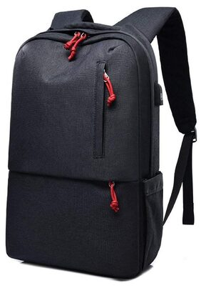 Frabble8 Men and Women (unisex) Classy Anti theft 15.6 inches 18 L Laptop Backpack