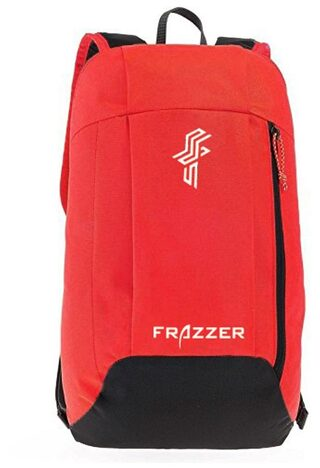 Frazzer Outdoor Travel Backpack For Hiking Camping Rucksack Red 15L Laptop Backpack