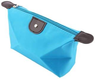 Futaba Fashion Travel Cosmetic Pouch - Blue