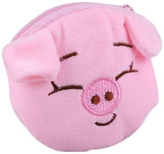 Futaba Portable Cute Piggy Coin Bag