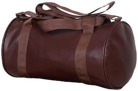 Gag Wear Faux Leather Men Duffles & Gym Bags