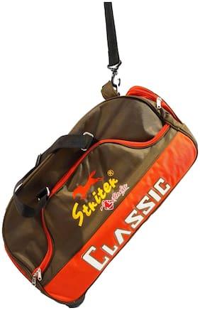 Giftadia Canvas Men Gym bag - Multi