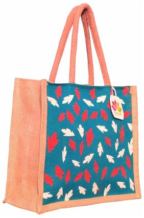 grean Women Solid Fabric - Tote Bag Multi