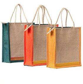 grean Women Canvas Tote Bag - Multi