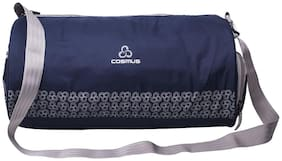 Cosmus Polyester Men Gym bag - Blue
