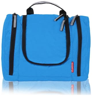 Harissons Slender Toiletry Pouch in T.Blue