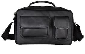 Hawai Black Camera Shoulder Bag