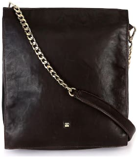 Hawai Fashionable Leather Sling Bag for Women