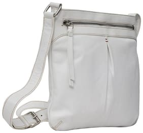 Hawai White Sling Bag
