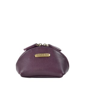 Hidesign H5 Purple Coin Pouch