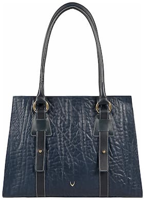 Hidesign Blue Shoulder Bag