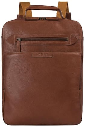 Hidesign Tan Leather Backpack