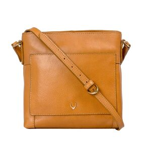 HIDESIGN SIERRA 01 TAN LEATHER LADIES Sling Bags