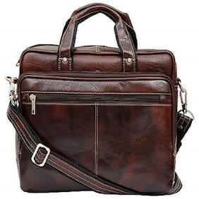 HILEDER Office Briefcase Laptop messenger bag [ Up to 18 inch Laptop]