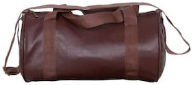 HMFURRYS FINEST Leather Men Gym bag - Brown