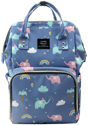 House of Quirk Baby Diaper Bag Maternity Backpack