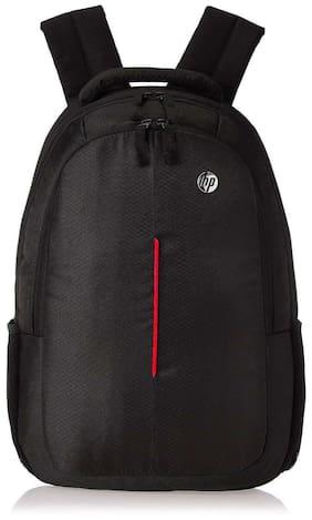 HP Black & Red Laptop Backpack