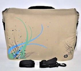 "HP Hewlett Packard Laptop Bag Case Notebook Messenger Travel Fits To 15"" Geniune"