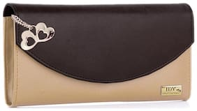 I DEFINE YOU Women PU Wallet - Beige