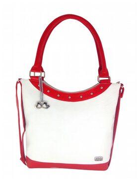 I DEFINE YOU Women Pu Sling Bag - Red