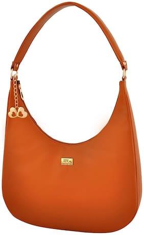 I DEFINE YOU Pu Women Handheld bag - Tan