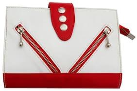 I DEFINE YOU Women Solid Pu - Sling Bag Red