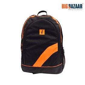 iBag A1 Laptop bag (Black & Orange)