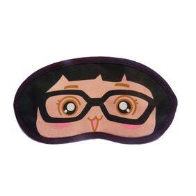 Jenna   GirlSpecks Cartoon Face Sleeping Eye Mask
