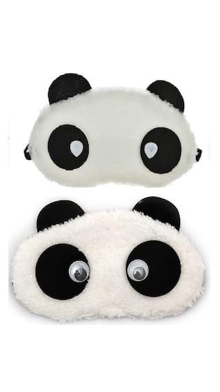 86e54c19313 Buy Jenna Water Eyes Panda Sleeping Blindfold Eye Mask(Pack Of 2 ...