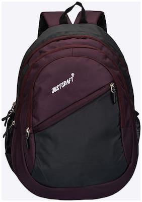 Justcraft Waterproof Laptop Backpack